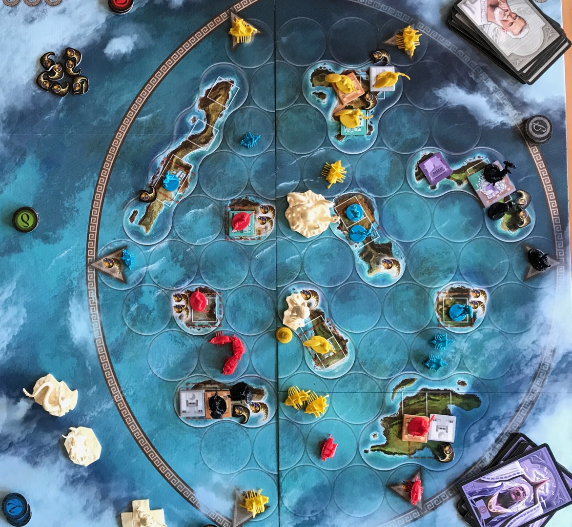 Best Board Games Experiences of 2017